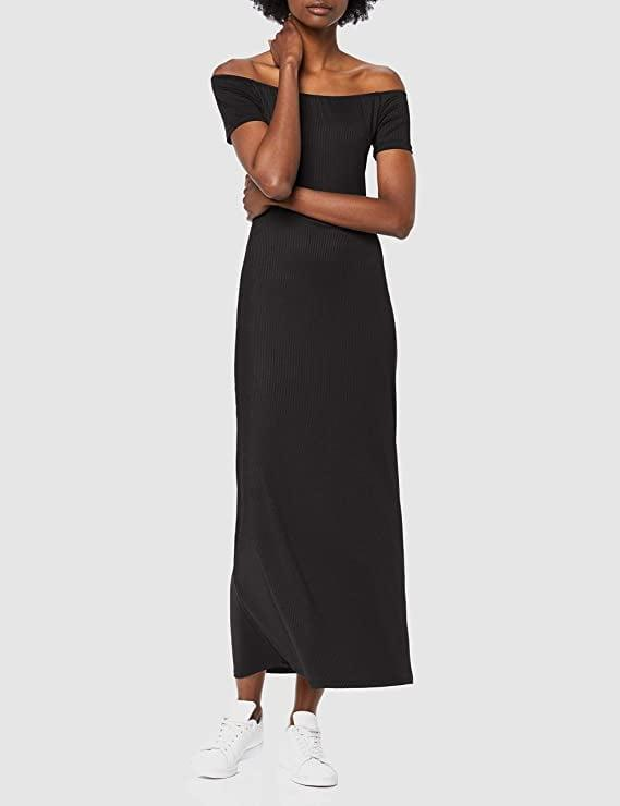 "<p><a href=""https://www.popsugar.com/buy/Find-Rib-Jersey-Form-Fitting-Off-Shoulder-Midi-Dress-583708?p_name=Find.%20Rib%20Jersey%20Form%20Fitting%20Off-Shoulder%20Midi%20Dress&retailer=amazon.com&pid=583708&price=16&evar1=fab%3Aus&evar9=47563146&evar98=https%3A%2F%2Fwww.popsugar.com%2Ffashion%2Fphoto-gallery%2F47563146%2Fimage%2F47564534%2FFind-Rib-Jersey-Form-Fitting-Off-Shoulder-Midi-Dress&list1=shopping%2Camazon%2Cfashion%20news%2Csummer%20fashion%2Csale%20shopping%2Cfashion%20shopping&prop13=api&pdata=1"" class=""link rapid-noclick-resp"" rel=""nofollow noopener"" target=""_blank"" data-ylk=""slk:Find. Rib Jersey Form Fitting Off-Shoulder Midi Dress"">Find. Rib Jersey Form Fitting Off-Shoulder Midi Dress</a> ($16, originally $24)</p>"