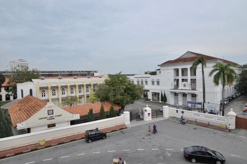 The new private international school setting up within the premises of Convent Light Street (CLS) will not be elitist and will have an affordable fee structure. ― Picture by KE Ooi