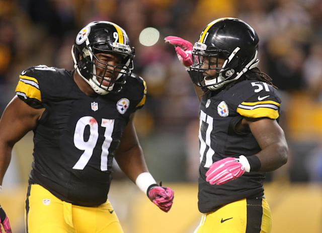 Stephon Tuitt Reportedly Suffered Torn Biceps Injury During Steelers vs. Browns