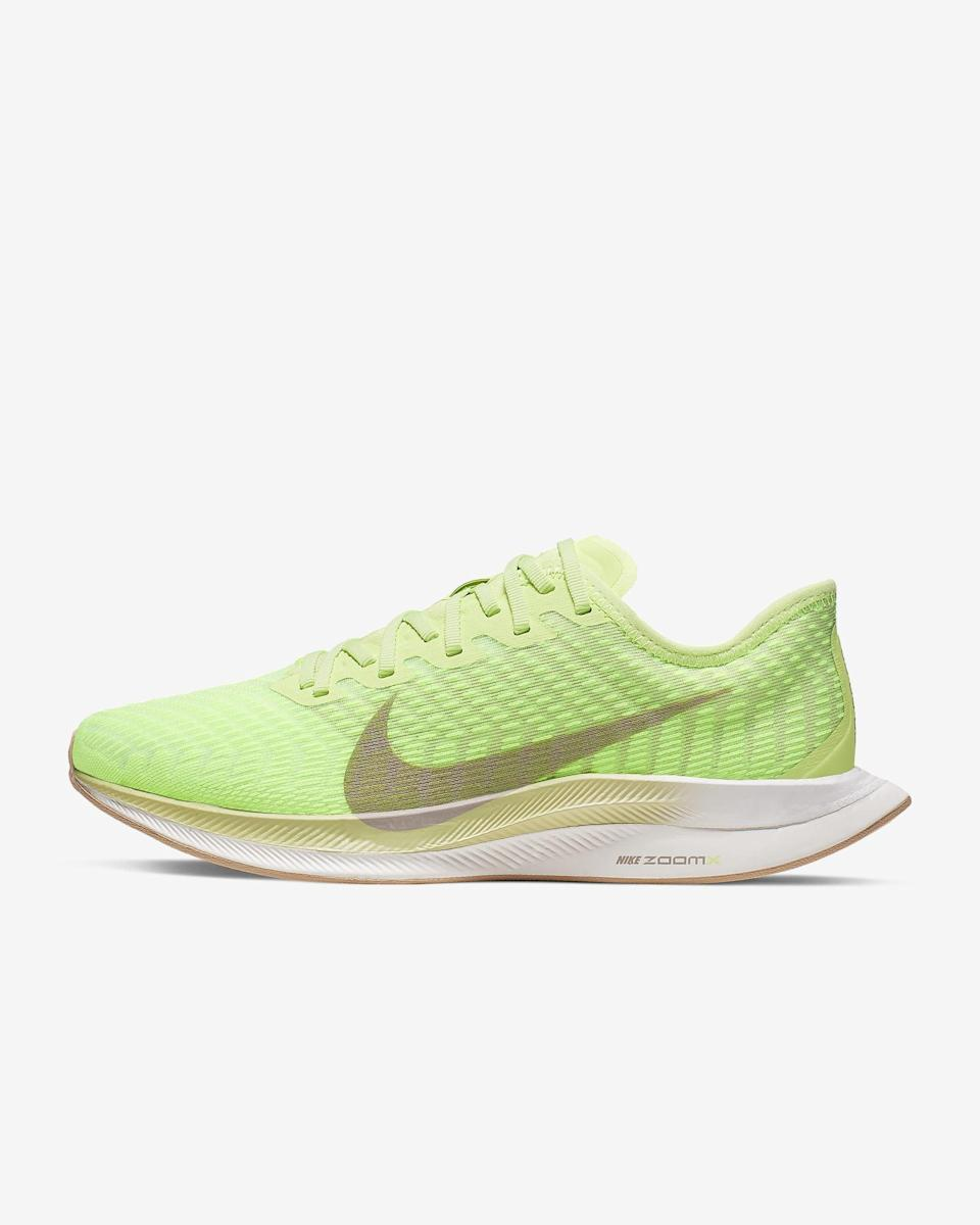 <p>These <span>Nike Zoom Pegasus Turbo 2</span> ($150, originally $180) sneakers are a runner's dream. They're supportive but not overly clunky, and super responsive.</p>