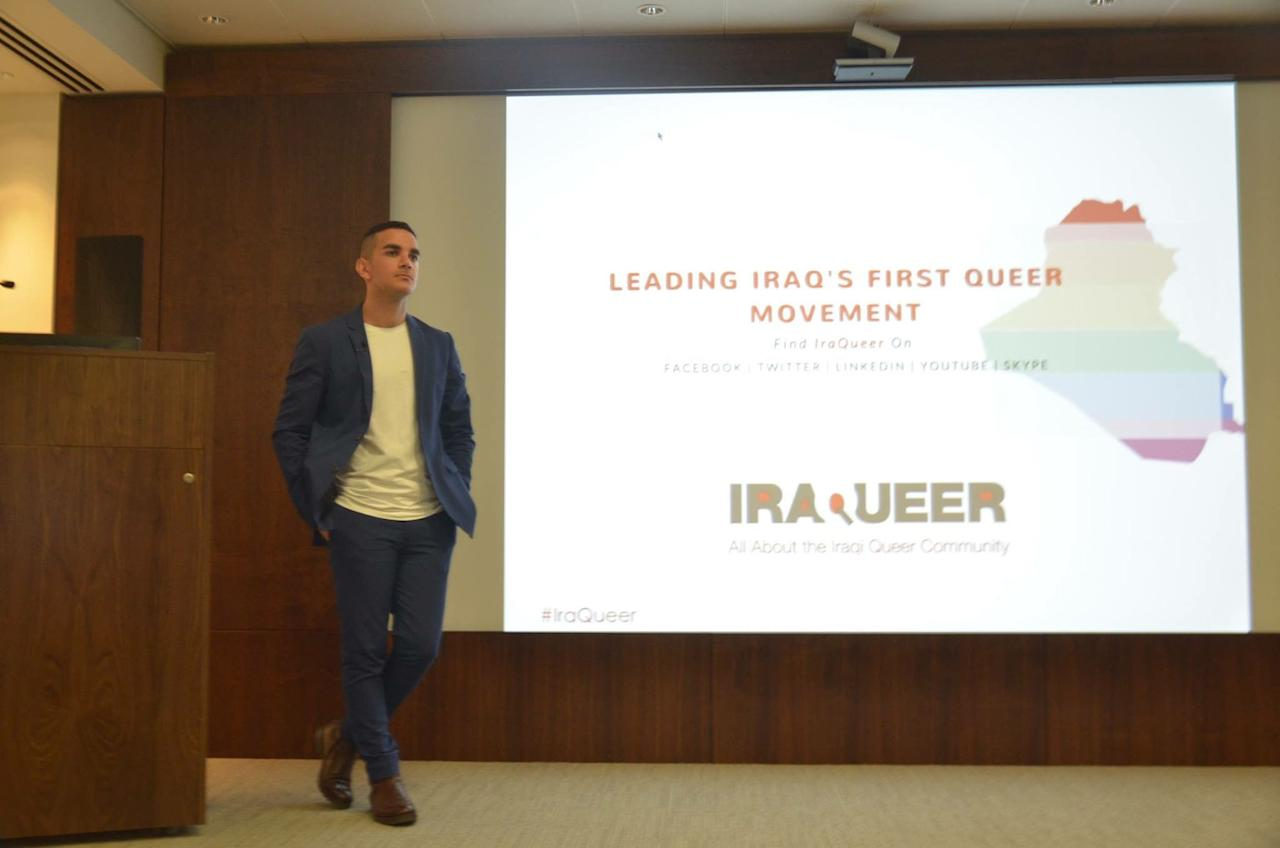 Family threats, militia murders, persecution, and fear: The first ever study of its kind by advocacy group IraQueer reveals a heart-wrenching portrait of LGBT life in Iraq.