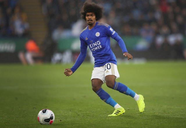 Hamza Choudhury could be heading to Newcastle if Leicester can bring in a replacement