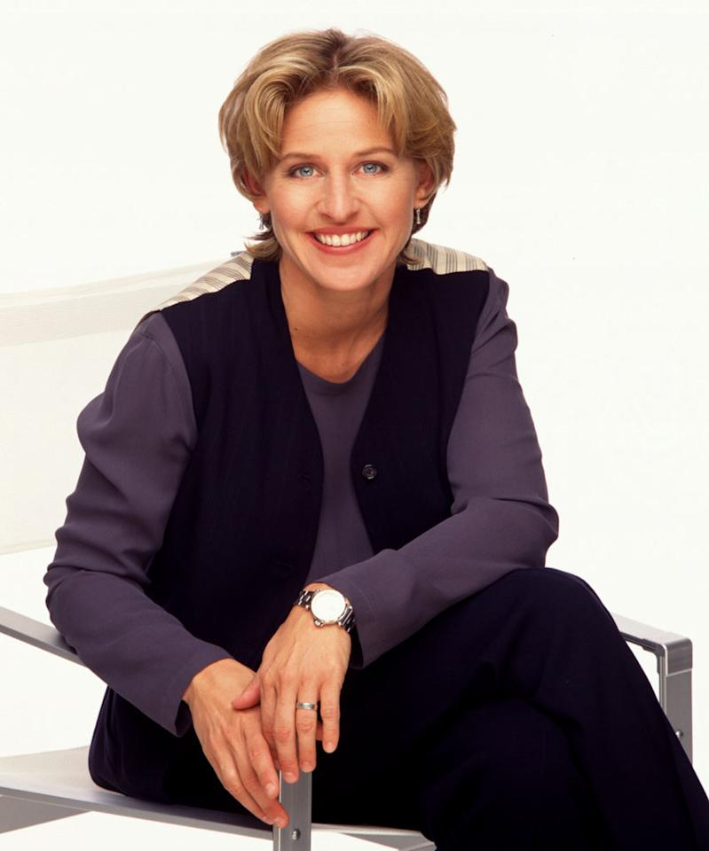 "<b>Ellen Morgan (Ellen DeGeneres), ""Ellen"" (1997)</b><br><br> In 1997, Ellen DeGeneres made history when her TV sitcom persona announced that she was, in fact, gay on ""<a href=""http://www.emmytvlegends.org/blog/?p=5903"">The Puppy Episode</a>."" The momentous event had been in the works for a year, and the anticipation built up for months leading up to the big night. <br><br>  In the episode, Morgan <a href=""http://www.youtube.com/watch?v=RUiypDPqBjw&feature=relmfu"">admitted to her therapist</a> (special guest Oprah Winfrey) that she had clicked with a woman named Susan, but she just didn't feel the same toward men. Later in the show, she confessed to the object of her affection that she was gay -- accidentally <a href=""http://www.youtube.com/watch?v=v9emoc2rEwM&feature=relmfu"">announcing it</a> for all to hear over an airport microphone. <br><br>  Just a week earlier, DeGeneres came out herself on the cover of <a href=""http://www.time.com/time/specials/2007/article/0,28804,1704183_1704257_1704513,00.html"">Time magazine</a> with a headline that read, ""Yep, I'm Gay."" The fallout from the episode was enormous. Televangelist Jerry Falwell called the show's star ""Ellen Degenerate,"" and the producers received death threats. Later, Winfrey was <a href=""http://www.dailymail.co.uk/tvshowbiz/article-2192754/Oprah-Winfrey-opens-about-vicious-backlash-following-appearance-Ellen-DeGeneres-coming-episode.html"">targeted with biting letters</a> and racially charged comments for her role in the show. But many rallied around the show and its leading lady. ""The Puppy Episode"" <a href=""http://www.afterelton.com/tv/2011/10/best-coming-out-scenes-film-tv"">took home</a> a Peabody Award and a primetime Emmy Award for outstanding writing for a comedy series. DeGeneres won a GLAAD Media Award for her performance."