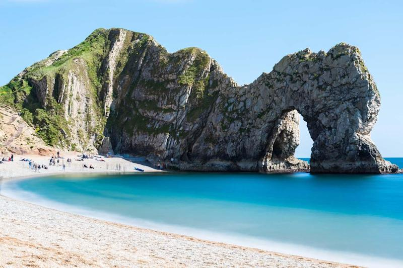 Durdle Door (Shutterstock)