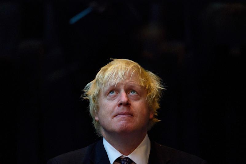 Boris Johnson. Photo: Ben Pruchnie/Getty Images