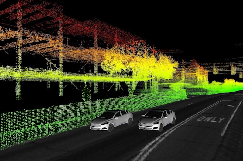Ford releases self-driving car data to encourage further research