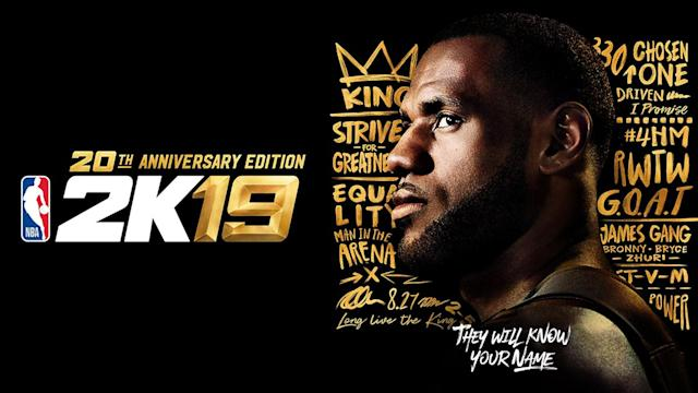 "As the release date for ""NBA 2K19"" approaches, we'll keep you updated with the latest player ratings."