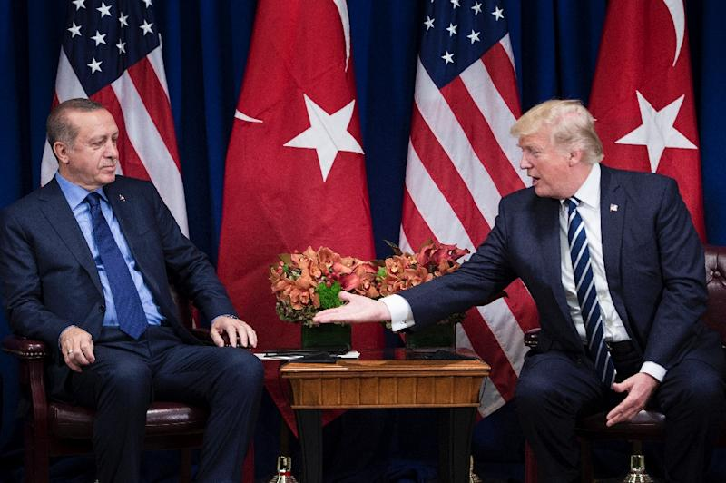Turkish President Recep Tayyip Erdogan has repeatedly warned the US relations with his country are at risk