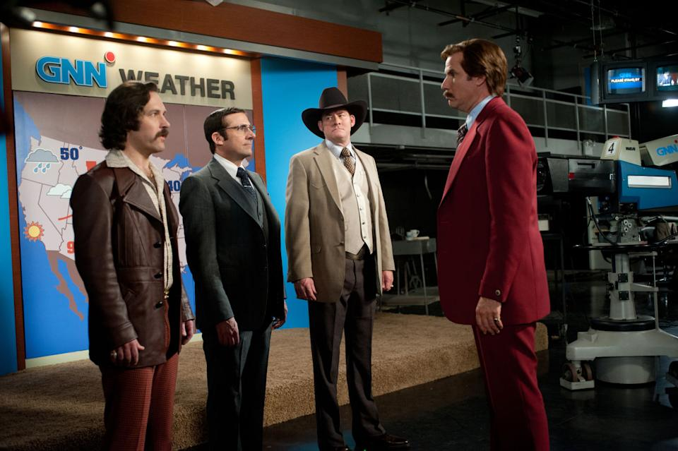Anchorman 2: The Legend Continues (Paramount)