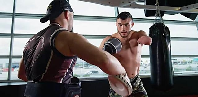 Nick Newell - Dana White Tuesday Night Contender Series