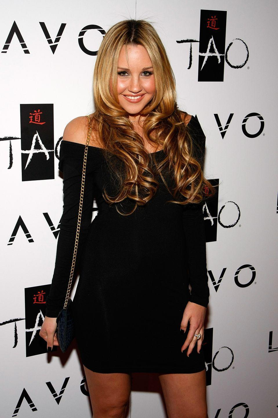 """<p>Back in 2013, the former Nickelodeon star <a href=""""https://www.huffingtonpost.com/2013/05/05/amanda-bynes-nose-job_n_3219145.html"""" rel=""""nofollow noopener"""" target=""""_blank"""" data-ylk=""""slk:revealed on Twitter"""" class=""""link rapid-noclick-resp"""">revealed on Twitter</a> that she had gotten a nose job. Though the tweets have since been deleted, the receipts are forever. </p><p>""""The reason I've asked all magazines and blogs to stop using old photos of me is I don't look like that anymore!"""" she tweeted. """"I had a nose job to remove skin that was like a webbing in between my eyes. I wasn't going to tell anyone, but I look so much prettier in my new photos that I don't want old photos used anymore!""""</p>"""