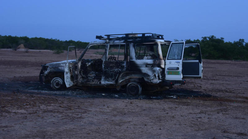 IS group claims August killing of French aid workers in Niger