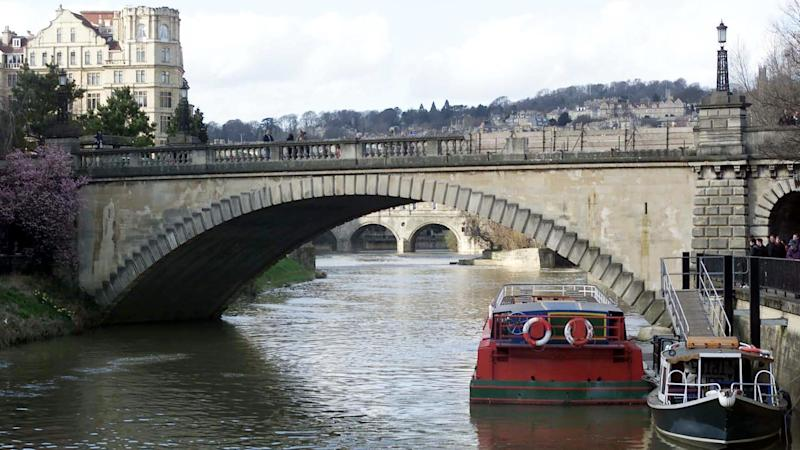 Two men dead after being pulled from river in Bath