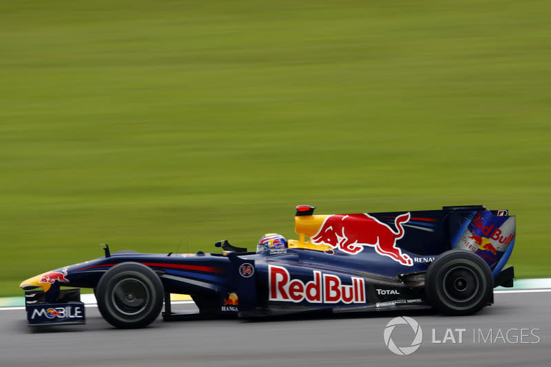 """Red Bull RB5 (2009)<span class=""""copyright"""">Steven Tee / Motorsport Images</span>"""