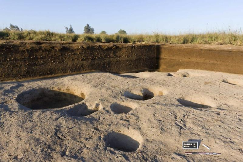 Egypt unearths one of oldest Nile Delta villages