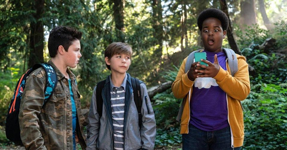 Good Boys laughs up a win for comedies with box office crown