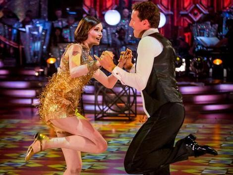 Strictly Come Dancing 2013: Sophie Ellis Bextor steals the show