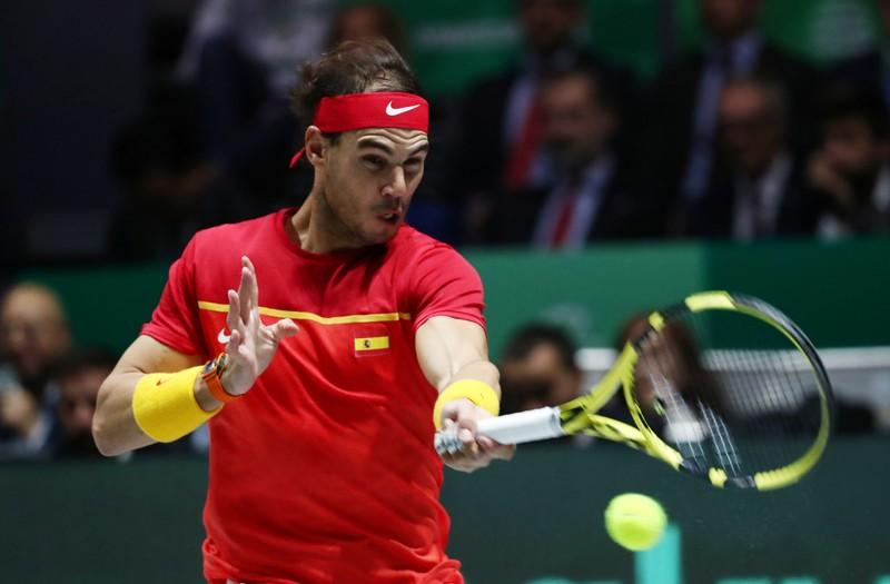 Nadal delivers glory for Spain as Davis Cup starts new era