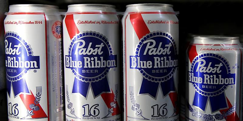 f3942b4790 Pabst Blue Ribbon May Soon Be Gone Forever, and People Are Devastated