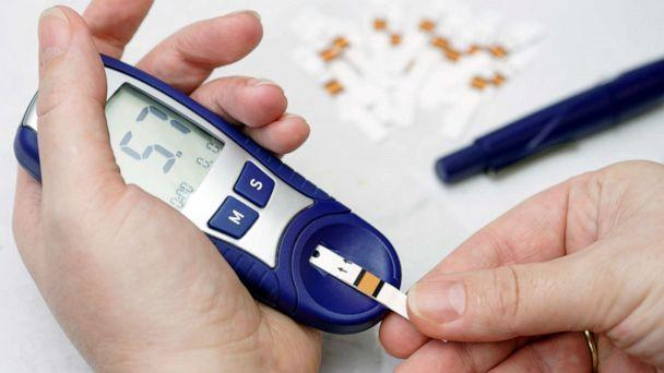 PHOTO: Image Of Person Checking Diabetes. (STOCK PHOTO/Getty Images)