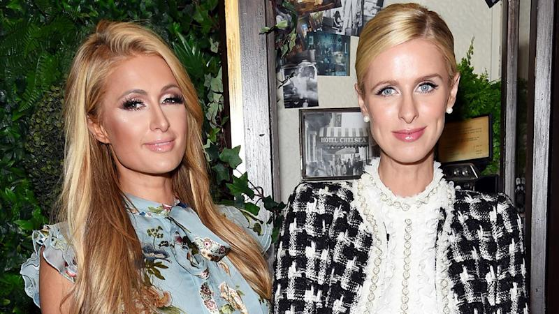 Nicky Hilton Celebrates With Sister Paris at Baby Shower With Guests Bethenny Frankel and Kyle Richards: Pics!