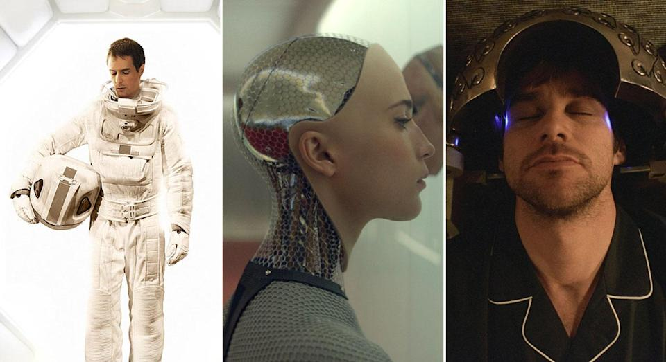 The best sci-fi films of the 21st century (Sony Pictures/Universal Pictures/Focus Features)