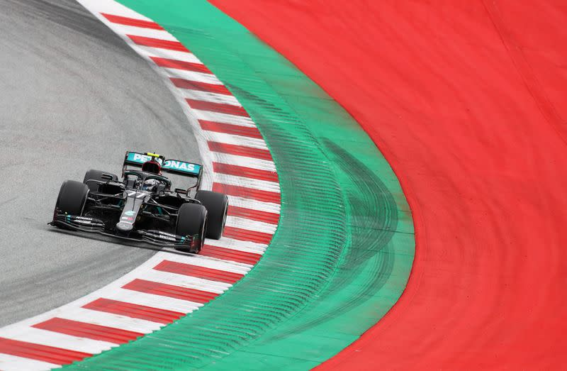 McLaren see Racing Point as midfield team to beat