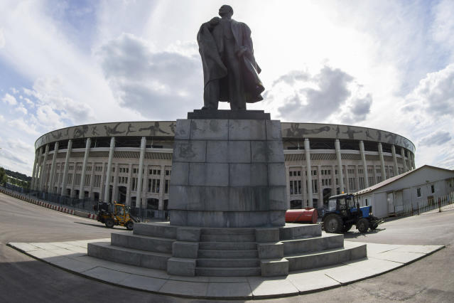 <p>Luzhniki Stadium, Moscow<br>Year opened: 2017 (Rebuilt original stadium)<br>Capacity: 81,000<br>Which games: Four group games, one last 16 tie, one semi-final, final.<br>Fun fact: Former stadium hosted the 198 0Olympics and 2008 Champions League final. </p>