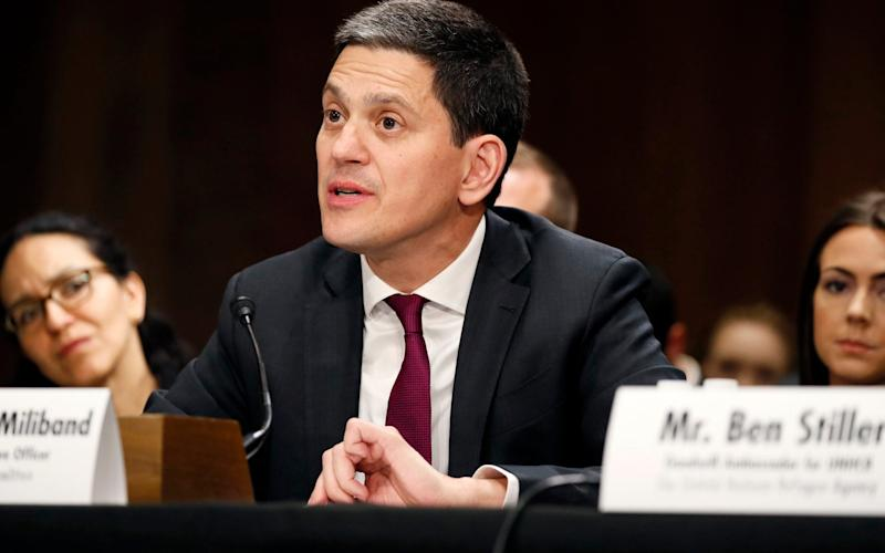 David Miliband and John Browne join Giant Ventures, a new UK venture capital fund