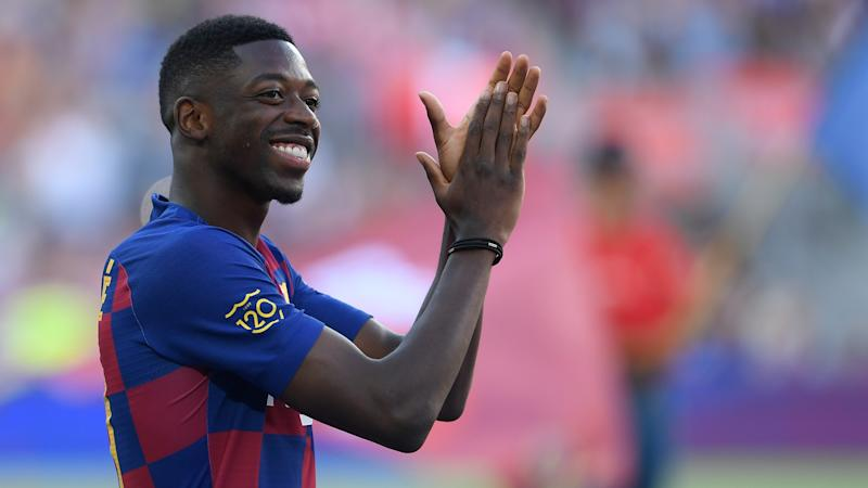 Barcelona given green light to sign striker in 15-day emergency window