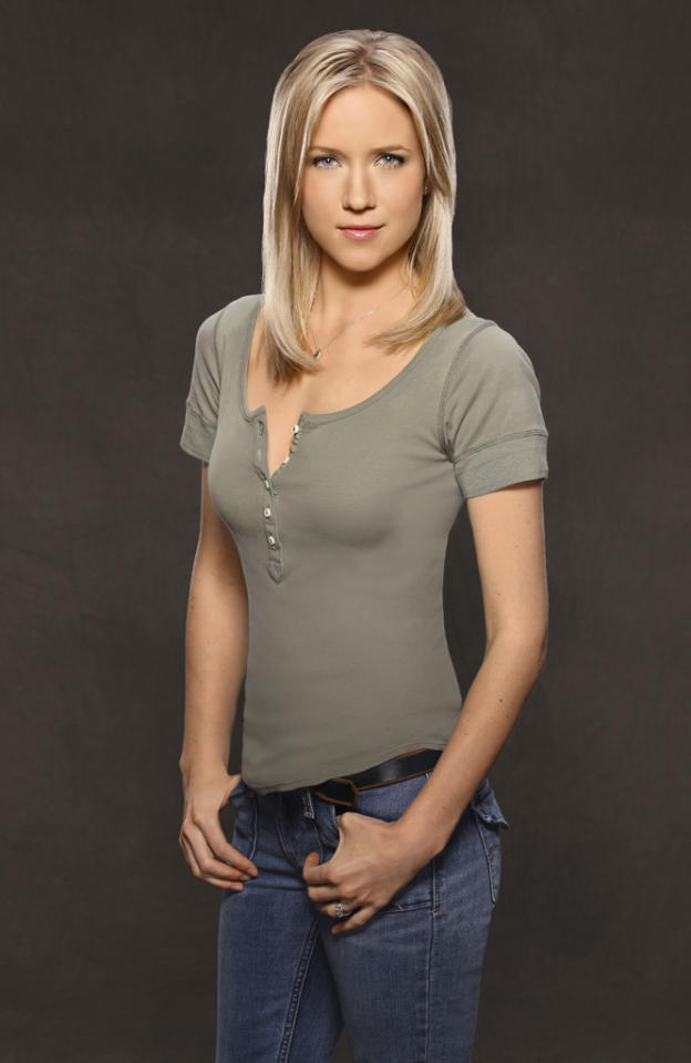"Jessy Schram stars as Christine Kendal in ""Last Resort"" on ABC."