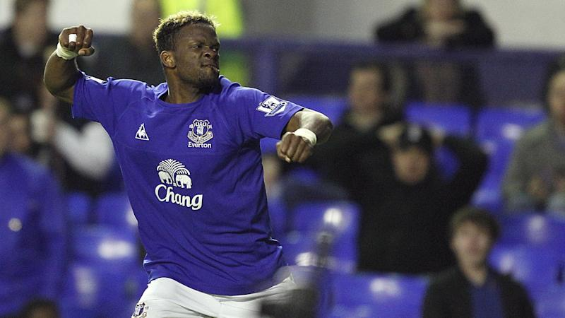 Louis Saha wants to see more passion in the Merseyside derby