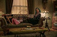 """<p>Starring Krysten Ritter and based on the book of the same name by J. A. White, this fun family-friendly thriller revolves around two young horror fans who find themselves trapped in the apartment of a wicked witch.</p> <p><strong>When it's available: </strong><a href=""""http://www.netflix.com/title/81002270"""" class=""""link rapid-noclick-resp"""" rel=""""nofollow noopener"""" target=""""_blank"""" data-ylk=""""slk:Sept. 15"""">Sept. 15</a><br></p>"""