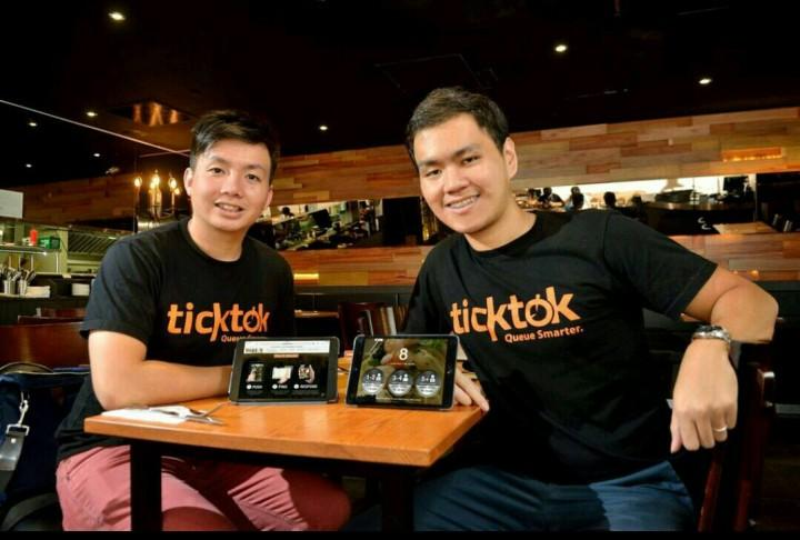 chope acquires ticktok