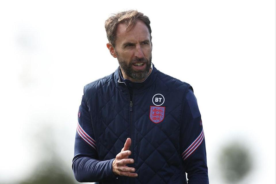 Gareth Southgate is likely to experiment against Andorra  (The FA via Getty Images)