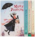 """<p>""""This <span><strong>Mary Poppins</strong> Boxed Set</span> ($19, originally $28) is a series I've loved since childhood. My mom used to read them to me before bed, and we would cry with laughter. Years later, they all still hold up, and I reach for them whenever I need a giggle."""" - India Yaffe, associate editor, commerce</p>"""
