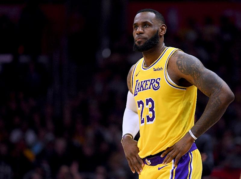 6af803993 LeBron James says he is not   39 chasing  39  anything as