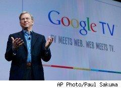 With Google TV, consumers will be able to easily browse and search Web content on their televisions, the company said Thursday.