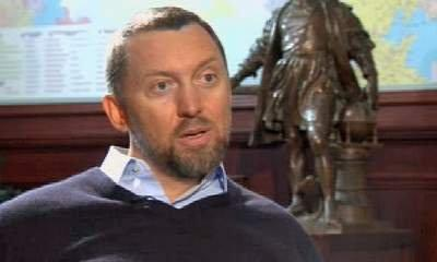 Oleg Deripaska: Oligarch Says Listen To Bankers