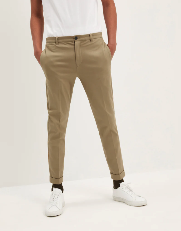 The Flex Worker's Pant. Image via Frank and Oak.
