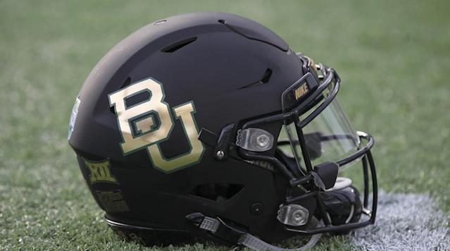 """<p>Baylor suspended two football players after they were accused of sexual assault.</p><p>Baylor head coach Matt Rhule <a href=""""http://www.kcentv.com/article/sports/ncaaf/baylor-fallout/rhule-baylor-players-separated-from-team-after-allegations/500-528259526"""" rel=""""nofollow noopener"""" target=""""_blank"""" data-ylk=""""slk:told"""" class=""""link rapid-noclick-resp"""">told</a> KCEN-TV the players were separated from the team after being accused of assault by female members of the school's equestrian team.</p><p>""""I can't get into too many of the details on this specific incident,"""" Rhule told KCEN-TV. """"I really don't know too many of the details on this specific incident, but I do know things have been handled the right way.""""</p><p>ESPN <a href=""""http://www.espn.com/college-football/story/_/id/22760061/two-baylor-football-players-suspended-sexual-assault-allegations"""" rel=""""nofollow noopener"""" target=""""_blank"""" data-ylk=""""slk:obtained"""" class=""""link rapid-noclick-resp"""">obtained</a> a police report from an incident in which two Baylor female students told authorities they were sexually assaulted at an apartment complex in Waco on Nov. 12.</p><p>The alleged incident occurred hours after Baylor lost to Texas Tech 38-24 at AT&T Stadium in Arlington, Texas. Baylor went on to finish Rhule's first season at the school with a record of 1–11.</p><p>In 2016, an internal investigation by Philadelphia law firm Pepper Hamilton that concluded that there were """"institutional failures at every level"""" at Baylor in addressing sexual violence on campus.</p><p>Head football coach Art Briles was fired, athletic director Ian McCaw was suspended and resigned, and other department employees were fired as a result of the Hamilton report.</p><p>The school had faced up to a half-dozen lawsuits from women who say the university did nothing for years, while sexual assault was rampant on campus. Baylor is also being investigated by the U.S. Department of Education for their response to sexual assaults.</p><p>According to the """