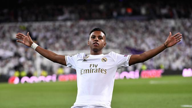 Rodrygo Goes (AFP/Pierre-Philippe Marcou)