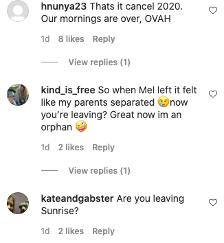"""Cancel 2020,"" wrote one of Kochie's distraught fans. Photo: Instagram/kochie_online."