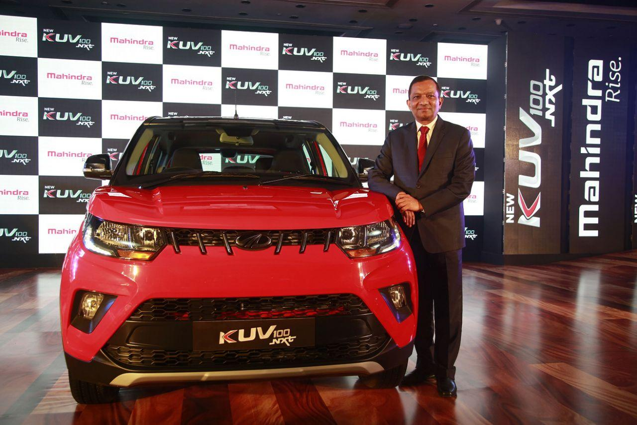<p>Mahindra KUV100 Electric: The Mahindra KUV100 will be the first SUV from Mahindra to get an electric motor in 2018. The KUV100 is likely to be followed by electric variants of the Mahindra Scorpio and Mahindra XUV500. </p>