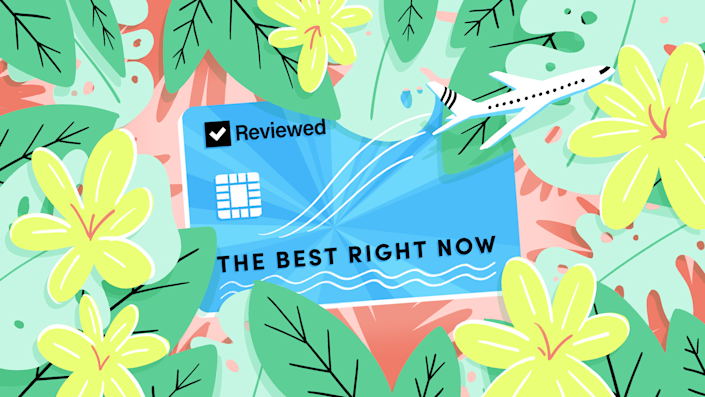 There's no better travel companion than a top-notch rewards credit card.