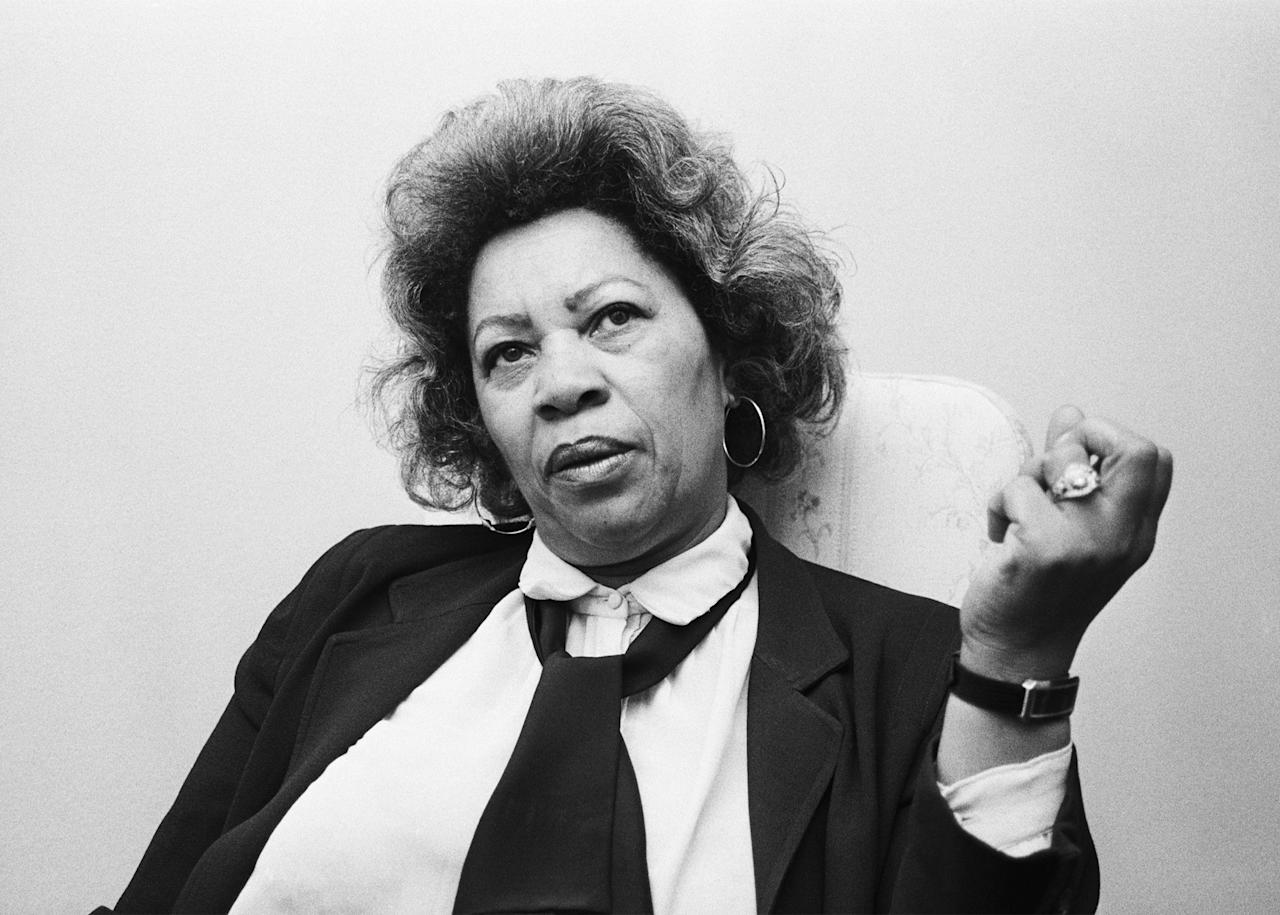 """Her legacy needs no explanation: Toni Morrison was <a href=""""https://www.vanityfair.com/style/2019/08/toni-morrison-dead-at-88?mbid=synd_yahoo_rss"""">one of the most decorated</a> American authors in history, and perhaps the best of her generation. Her novels were bracing, gorgeously rendered examinations of black life in America, and during her life Morrison received honors including the Pulitzer Prize, the National Book Awards' Medal for Distinguished Contribution to American Letters, the Presidential Medal of Freedom, and the Nobel Prize for literature in 1993."""