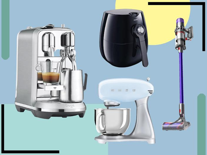 If you've had your eye on a new home appliance, now is the time to buy (The Independent)