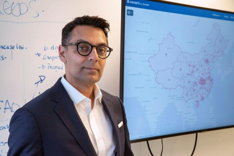 Kamran Khan, the founder of Toronto-based BlueDot, offers his clients real-time assessments of infectious disease outbreaks -- and was one of the first to raise the alarm about the novel coronavirus