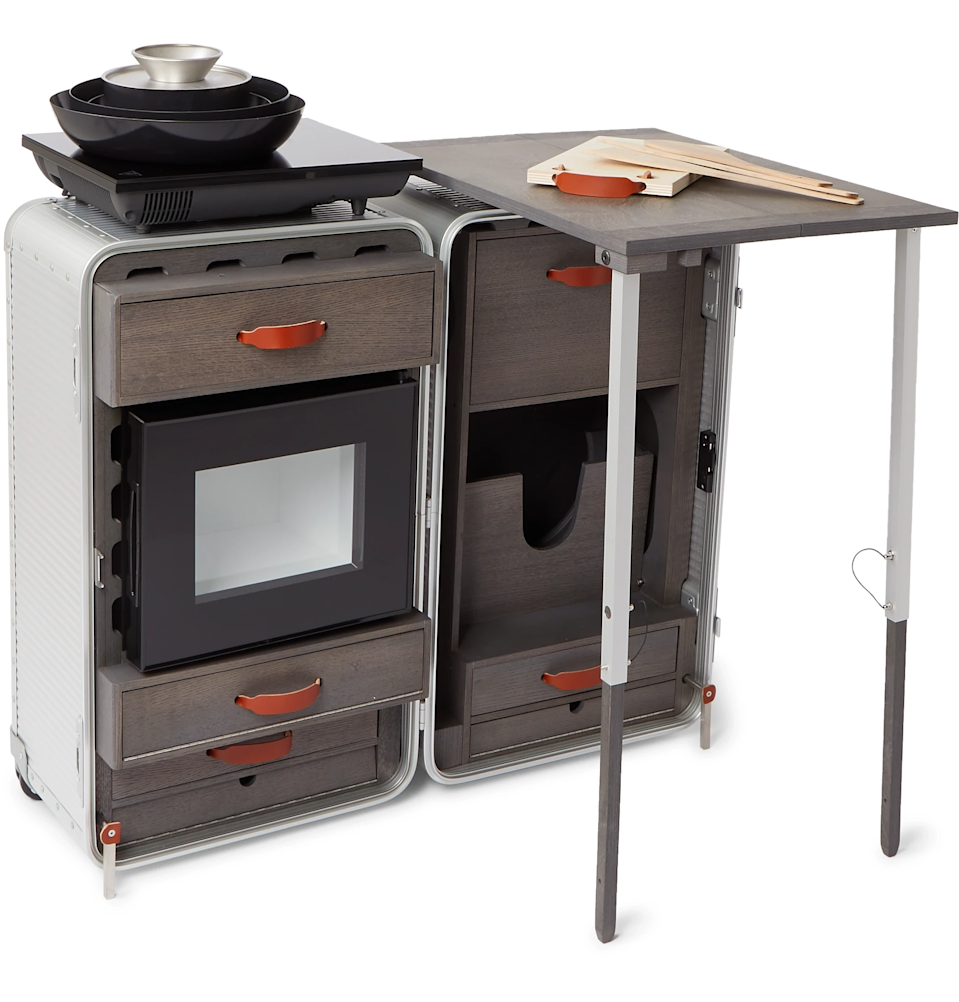 "<br><br><strong>FPM Milano</strong> Leather-Trimmed Aluminium and Wood Cookstation, $, available at <a href=""https://go.skimresources.com/?id=30283X879131&url=https%3A%2F%2Fwww.mrporter.com%2Fen-us%2Fmens%2Fproduct%2Ffpm-milano%2Flifestyle%2Fhome-accessories%2Fspecial-edition-leather-trimmed-aluminium-and-wood-cookstation%2F10516758728820755"" rel=""nofollow noopener"" target=""_blank"" data-ylk=""slk:MR PORTER"" class=""link rapid-noclick-resp"">MR PORTER</a>"