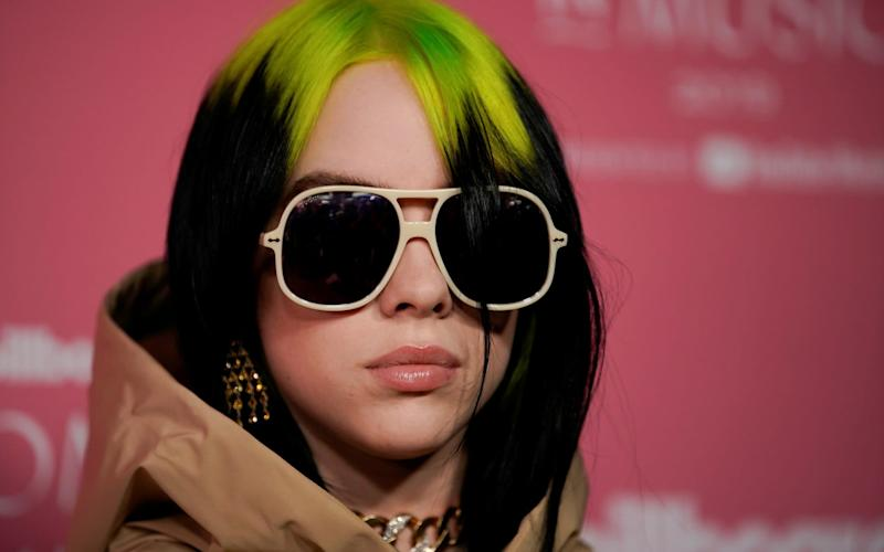 Billie Eilish has returned with a fresh direction, the latest pop surprise from the lockdown months - Mike Blake